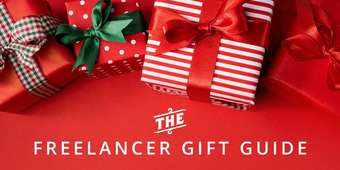 Freelancer Gift Guide: 20 Must Have Holiday Gifts for Creative Freelancers