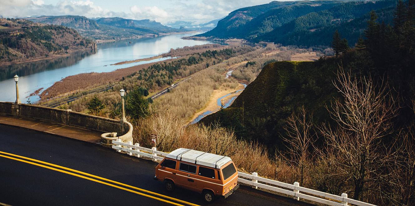 Life advice from a freelance writer who ditched the office for van life